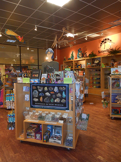 Shopping | New Mexico Museum of Natural History & Science